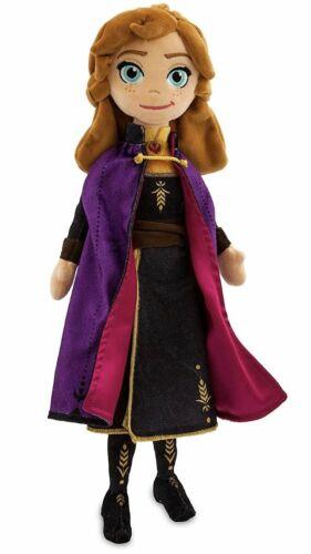 Frozen II Medium Disney Anna Plush Doll