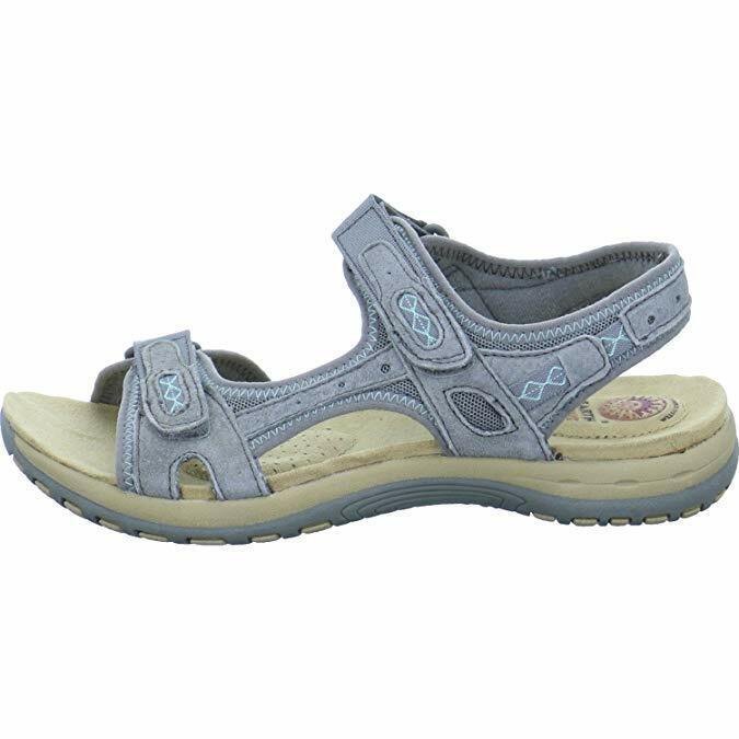 Damen Schuhe Earth Spirit Frisco Frost Grau 30231