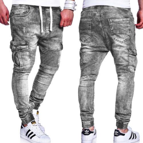 versch Modelle Denim Hose NEU WOW Herren Jogger-Jeans  /& Chino-Jogger