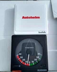 Autohelm-ST50-Plus-Rudder-Instrument-Display-Z102