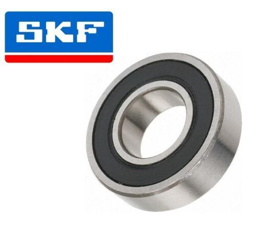New 20x32x7 SKF 61804 6804 2RZ Sealed Thin Section Bearing