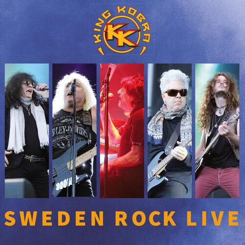 Sweden Rock Live By King Kobra Cd Jul 2018 Metalville For Sale Online Ebay
