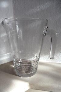 ikea v nlig wasser saft kanne krug karaffe glas glaskanne. Black Bedroom Furniture Sets. Home Design Ideas