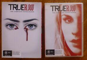 TRUE-BLOOD-SEASON-5-dvd-REGION-4-horror-COMPLETE-FIFTH-SERIES-with-slipcase-HBO