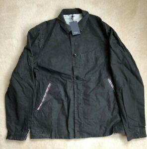 "Paul Smith Grey Reversible Jacket  Size  M  P2P 22"""