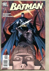 Batman-658-2006-fn-6-0-Grant-Morrison-Damian-Wayne-and-Batman-Vs-Talia