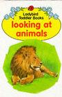 Looking at Animals by Mary Hurt (Hardback, 1985)