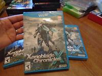 Xenoblade Chronicles X Nintendo Wii U Videogame Factory Sealed