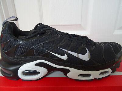 Nike Air Max Plus PRM Entrainement Baskets 815994 004 UK 8.5 EU 43 US 9.5 Neuf + Boîte