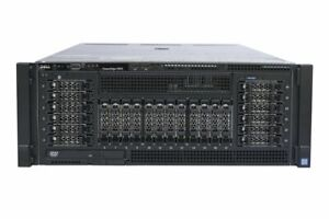 Dell-PowerEdge-R930-2-x-E7-8860-V3-2-20Ghz-16-Core-256GB-RAM-6-x-1TB-SAS-H730p