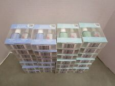 28 ESSIE GEL SETTER SET BIKINI SO TEEY&MINT CANDY APPLE BOTH HAVE GELTOP MM 140M