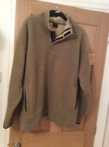 682dcd850a6 Men s Brown Fleece By Next Size XLarge New Without Tags