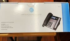 Atampt 1070 4 Line Small Business Expandable Corded Caller Id System Phone