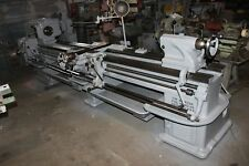 American Pacemaker Lathe 16 X 102 25 To 1500 Rpm Taper Attach 15hp
