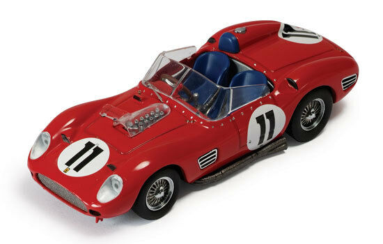 Ferrari Tr 60 Winner Le Mans 1960 Gendebien   Frere Re-edition 1 43 Model