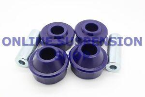Suits-Honda-Jazz-GE-07-14-SUPER-PRO-Rear-Beam-Axle-Pivot-Bush-Kit-SUPERPRO