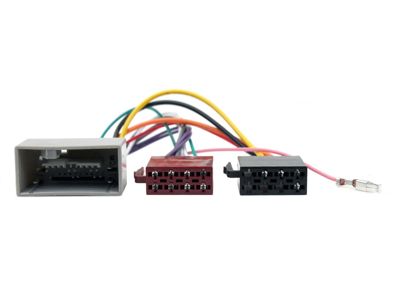 Honda S2000 Stereo Iso Wiring Harness Radio Headunit Adaptor 1600x1200