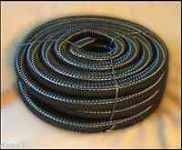 1.25 Non Kink Corrugated Pond Tubing & Hose For Water Garden & Koi Ponds - Ul