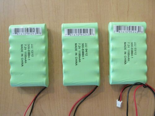 ADEMCO HONEYWELL WALYNX-RCHB-SC LYNX LYNXR L3000 L5000 L5100 L5200 L7000 BATTERY