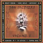 Musical Weapon by Jah Soldiers (CD, Feb-2004, ToneBreezy/RootsTime)