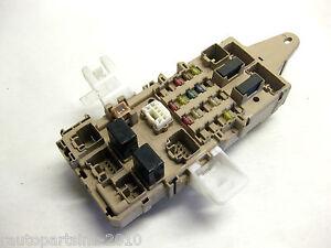 98 lexus gs300 gs400 fuse box no 2 interior under dash oem 99 00 image is loading 98 lexus gs300 gs400 fuse box no 2
