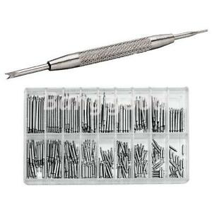 360Pcs-Watch-Band-Spring-Bars-Strap-Link-Pins-Bar-Remover-Repair-Tools-Stainless