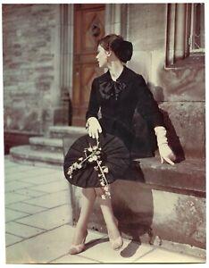 Beasley-Elegante-Epreuve-Cibachrome-d-039-epoque-1950