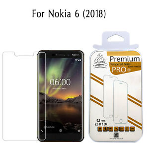 Verre-Trempe-Neuf-Authentique-Gorilla-Ecran-Protecteur-Ecran-Nokia-6-2018