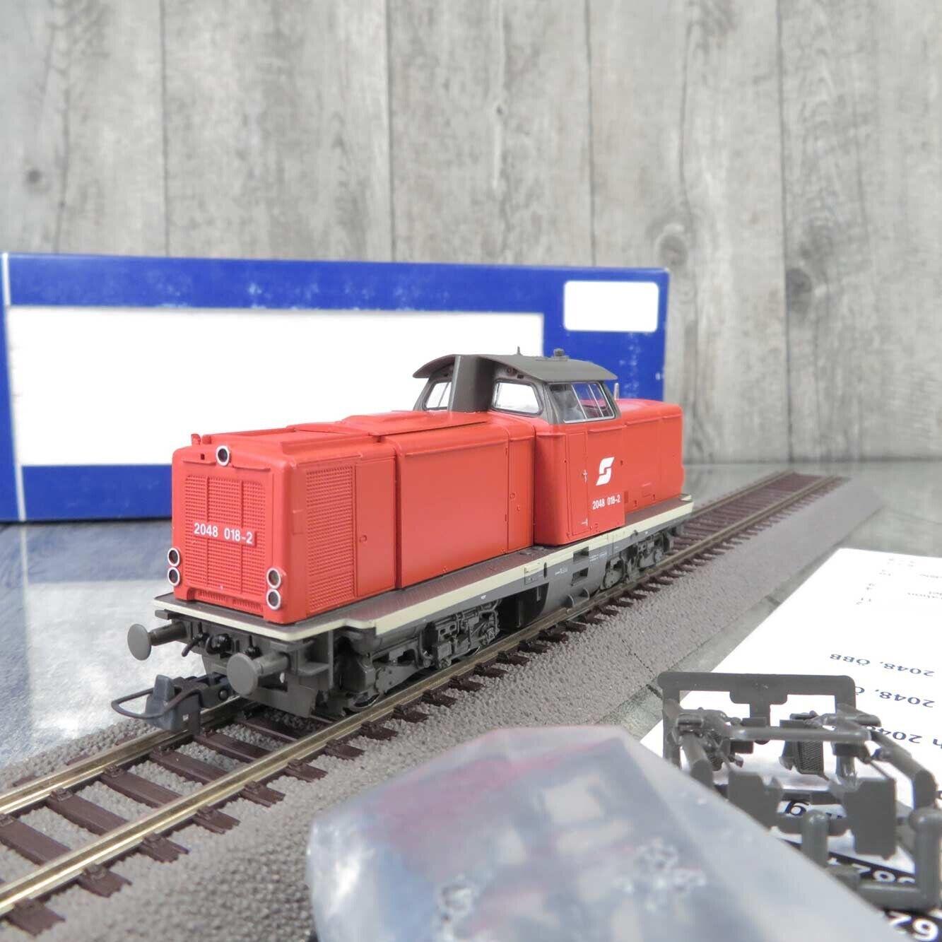 ROCO 62823 - H0 - Diesellok - ÖBB 2048 018-2 - Digital - OVP -  G24696