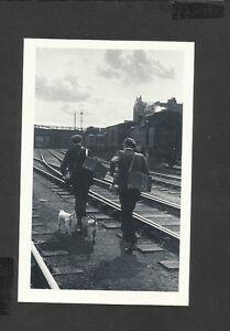 Nostalgia Postcard  Mobile team Rat CatchersEmployed by LMS Southend 1941 - <span itemprop=availableAtOrFrom>Norfolk, Norfolk, United Kingdom</span> - Nostalgia Postcard  Mobile team Rat CatchersEmployed by LMS Southend 1941 - Norfolk, Norfolk, United Kingdom