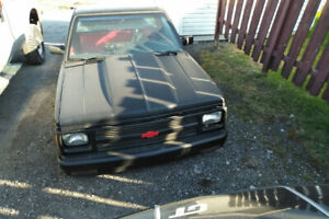 1987 Chevrolet  S10  - Keep yourself busy during quarantine !!!