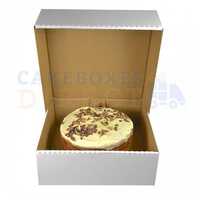 11.5 x 11.5 x 4 INCH CORRUGATED BOX CHOOSE QUANTITY CHEAPEST ON EBAY