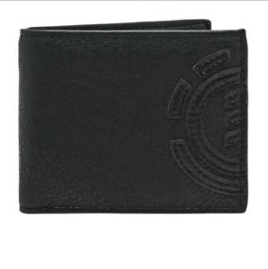 Element Daily Portafoglio uomo  portacarte di credito portamonete flint black