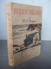 Better Villages by F L Brayne 1937 - India - Village Uplift