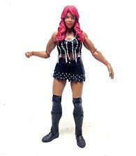 "WWF WWE TNA WRESTLING ALICIA FOX diva 6"" mattel elite female figure RARE"