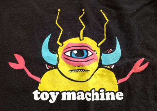 Toy Machine Cyclops Monster Women's T-Shirt, Black