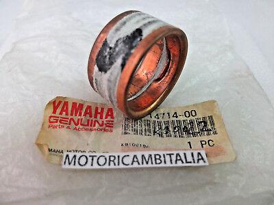YAMAHA GUARNIZIONE SILENZIATORE TUBO SCARICO MARMITTA XV VIRAGO XT TT 3YF1475500