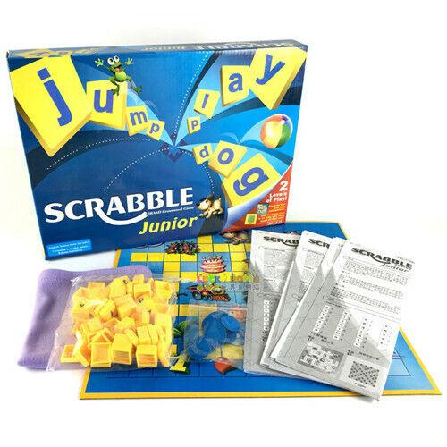 Scrabble Junior Board Game Funny Familiy Game,New Version Gife