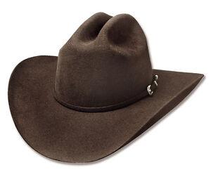 Chapeau-noir-Western-Country-mod-APPALOOSA-marron-100-feutre