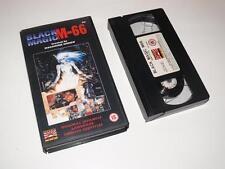 VHS Video ~ Black Magic M-66 ~ Masamune Shirow ~ Kiseki Films (Manga)