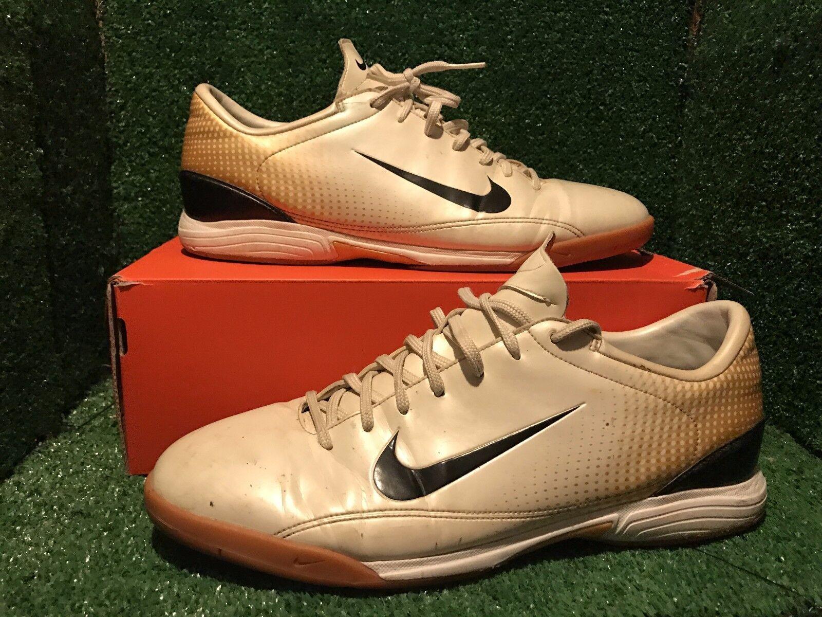 Nike Mercurial Vapor MV I II III R9 Indoor Zapatillas Fútbol botas 12 12 46