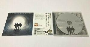 Bon-Jovi-Rock-CD-034-The-Circle-034-11th-Album-Universal-UICL1092-Japan-Obi