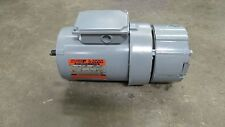 RELIANCE S2000 P56H7213P VY ELECTRIC MOTOR 3/4HP 208-230/460-480V W/ DODGE BREAK