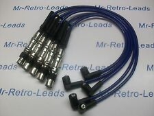 BLUE 8MM PERFORMANCE IGNITION LEADS TO FIT VW GOLF 2.3 V5 4 MOTION QUALITY HT.