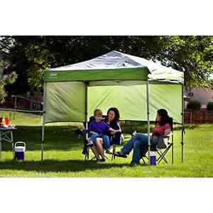 Image is loading C&ing-Sun-Shade-Coleman-Canopy-Sunwall-Accessory-Only  sc 1 st  eBay & Camping Sun Shade Coleman Canopy Sunwall Accessory Only | eBay