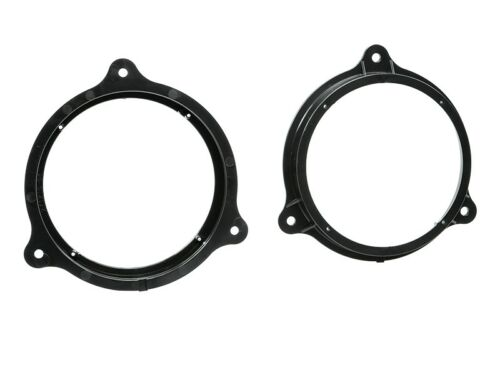STP alubutyl aislamiento Nissan Note e11 05-13 Pioneer altavoces 165mm Front