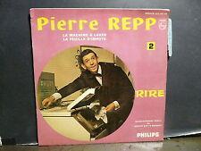 PIERRE REPP La machine a laver 432563 BE