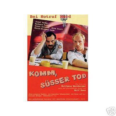"DVD * KOMM , SÜSSER TOD - HADER - PROLL  süßer # NEU OVP """