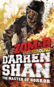 ZOM-B-Underground-Shan-Darren-New-condition-Book