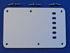 Fender Jimmie Vaughan Stratocaster Strat TREMOLO COVER Guitar